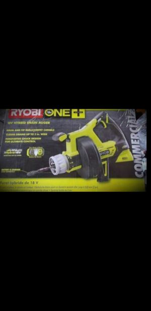 New RyobiI Hybrid 18V Commercial Transfer Pump P750 (No Battery Included) for Sale in Phoenix, AZ