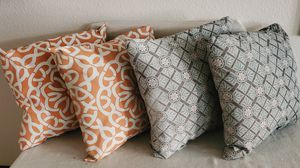 4 (14x14) Outdoor Pillows for Sale in San Diego, CA