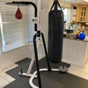 Century Dual Stand For Heavy And Speed Bag STAND ONLY for Sale in Rancho Santa Margarita, CA
