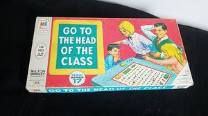 Vintage 'Go To The Head of The Class' Game for Sale in Vancouver, WA
