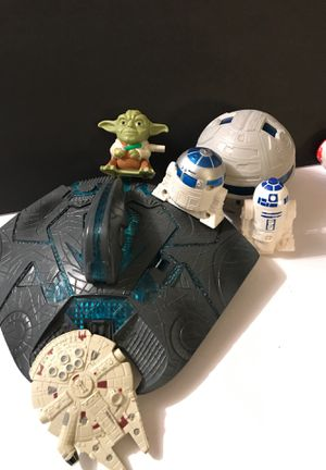 Star Wars Collectible Toys for Sale in Orangevale, CA