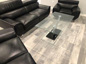 MODERN 3 PIECE LIVING ROOM SET for Sale in Fort Washington, MD