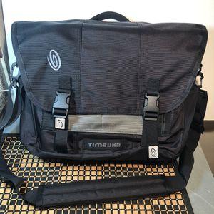 Timbuk2 Classic Messenger Bag Medium Nylon Black Laptop Travel Crossbody M for Sale in New York, NY