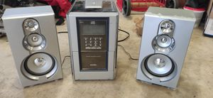 CD player stereo system for Sale in Cave Springs, AR