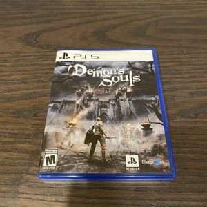 Demon's Souls - PS5 for Sale in Irvine, CA
