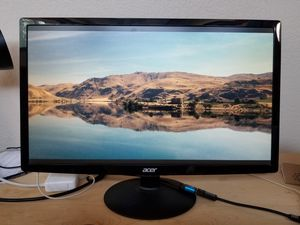 """24"""" Acer LED Widescreen Monitor   S240HL Abid for Sale in Ellensburg, WA"""