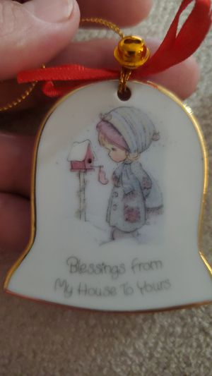 Precious moments ornament for Sale in Phoenix, AZ