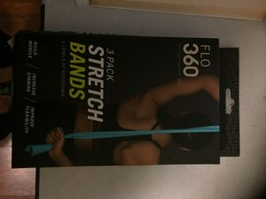 Exercise Stretchy Bands 3 pack for Sale in Pikesville, MD