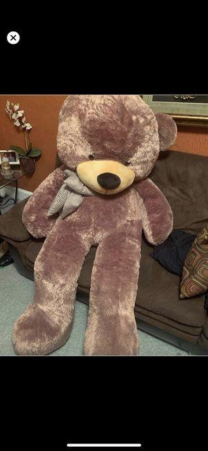 8ft teddy bear for Sale in Johnston, RI