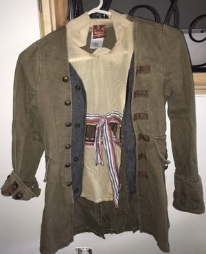 Disney Pirates of the Caribbean Halloween Costume for Sale in Orlando, FL