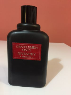Authentic GIVENCHY gentleman 100 ml for Sale in Centreville, VA