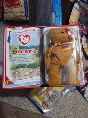 Beanie babies international bear germania for Sale in Goodlettsville, TN