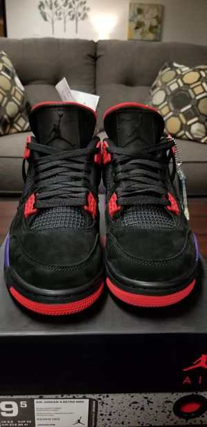 DS Jordan Raptor NRG 4s (size 9.5) for Sale in Woodbury, MN