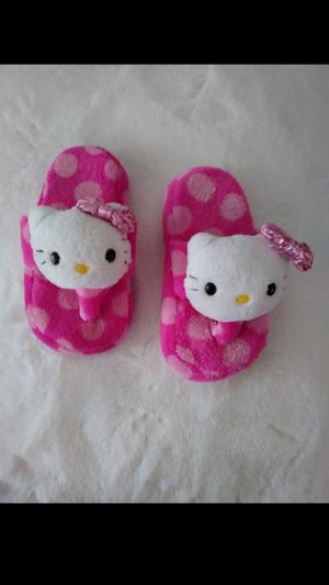 Hello Kitty sandals (childrens size 11-12) for Sale in Ontario, CA