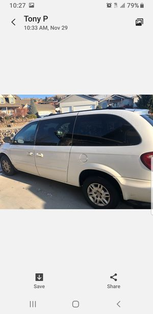2005 Dodge Caravan for Sale in Cashmere, WA