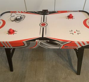"MD Sports 48"" Air Powered Hockey Table for Sale in Aliso Viejo, CA"