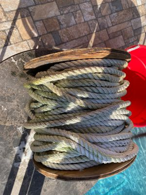 Anchor rope new for Sale in Ives Estates, FL