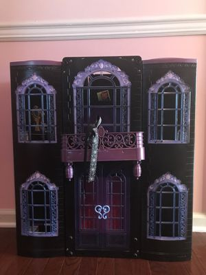 Used, Custom monster high doll house for Sale for sale  Ewing Township, NJ