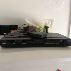 RCA dvd surround sound system for Sale in New Britain, CT
