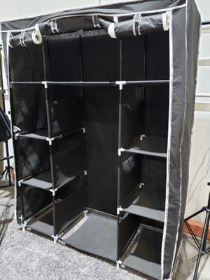 "50"" Potable Closet Organizer Storage for Sale in Pomona, CA"