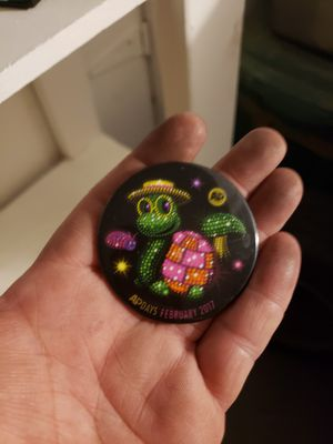Disney button for Sale in Torrance, CA