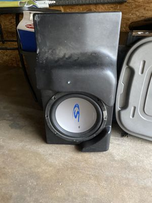 Car speaker for Sale in Santa Ana, CA