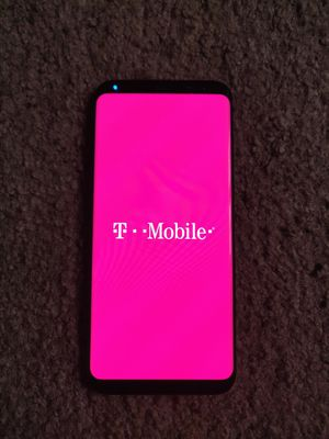 T-Mobile Samsung Galaxy s8 Plus .. 64gb .. Unlocked To Any Carrier .. Small Hair Line Crack Right Top Corner .. Comes With Case .. Like New ! for Sale in Philadelphia, PA