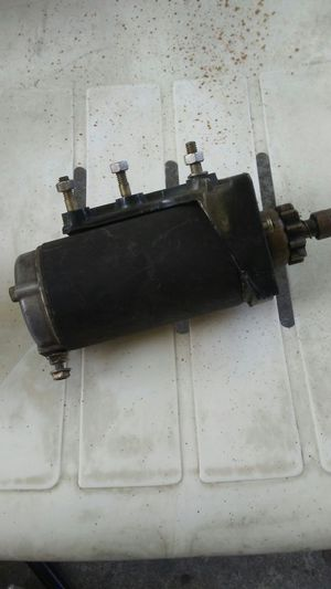 Starter for 50 HP outboard for Sale in Detroit, MI