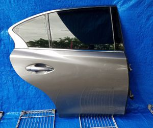 2014-2019 INFINITI Q50 REAR RIGHT PASSENGER SIDE DOOR GRAY for Sale in Fort Lauderdale, FL