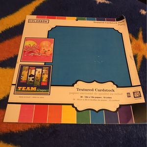 Textured Cardstock for Sale in Lockport, NY