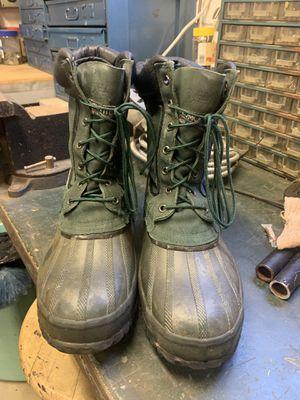 Thermolite rain boots for Sale in Wildomar, CA