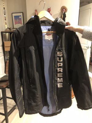 Supreme Triple Layer Black Rain Jacket for Sale in Alexandria, VA