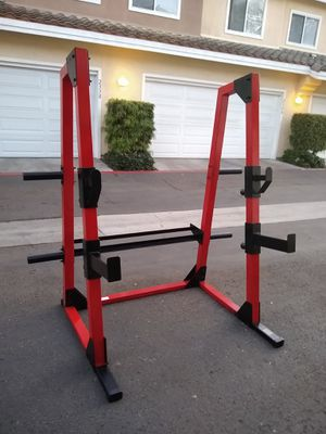 Squat rack for your weights for Sale in Chula Vista, CA