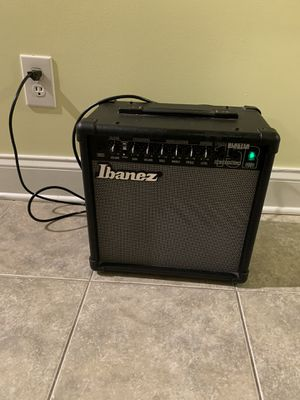 IBANEZ AMP in great condition for Sale in Mooresville, NC