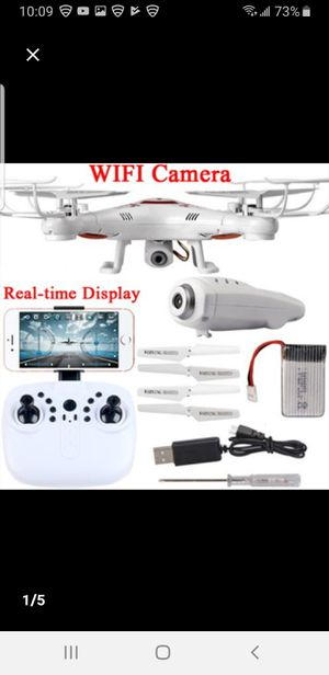 Drone Quadcopter x5uw for Sale in Seattle, WA