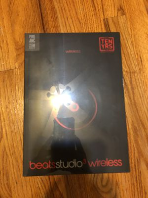 BRAND NEW STUDIO BEATS(UNOPENED) for Sale in Queens, NY