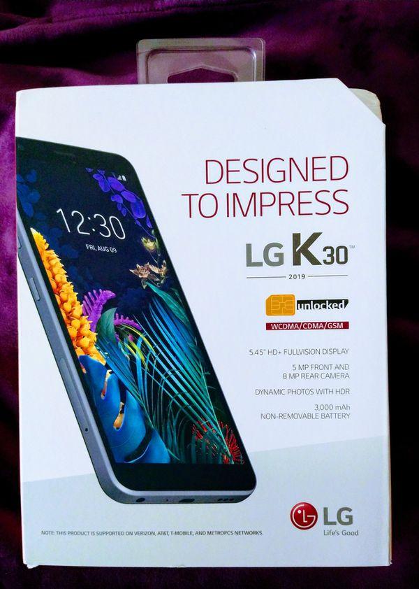 LG K30 - Brand New Unlocked