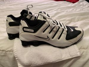 Nike Shox men's 10.5 like new for Sale in Denver, CO