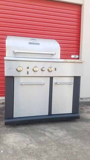 BBQ Grill Master Forge for Sale in Spring, TX