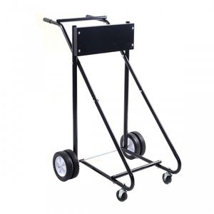 315 lbs Outboard Heavy Duty Boat Motor Stand Carrier Cart Dolly for Sale in Rowland Heights, CA