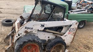 Bobcat S150 runs well been sitting for a while, skidsteer 661.**228.**5800* no bucket Bobcat kubota, Caterpillar, Cummins, freightliner for Sale in Culver City, CA