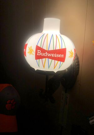 antique Beer light for Sale in Welcome, SC