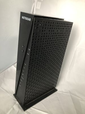 Netgear AC gateway wireless modem cox compatible docsis 3.0 high speed internet through wall gaming router for Sale in Phoenix, AZ