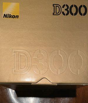 Nikon D300 DSLR Camera for Sale in Irvine, CA