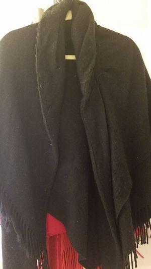 Black Swrater/Shawl for Sale in Martinsburg, WV