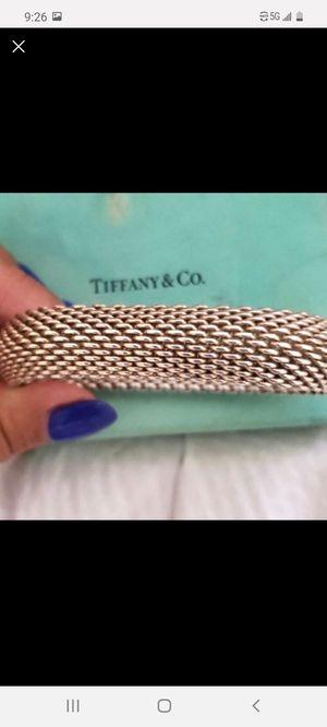 Tiffany bracelet for Sale in North Providence, RI