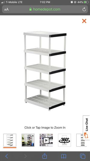 Shelves unit (heavy duty) for Sale in Fort Worth, TX