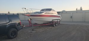 1990 rinker cabin cruiser or trade for trailer or rv for Sale in Modesto, CA