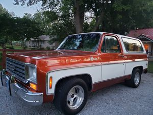 1976 Chevrolet K5 Blazer. Factory 4 speed very rare truck. Asking $12,800. Drives and handles great. All factory interior. {contact info removed} for Sale in Murfreesboro, TN