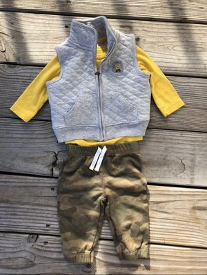 Baby boy outfit for Sale in Houston, TX